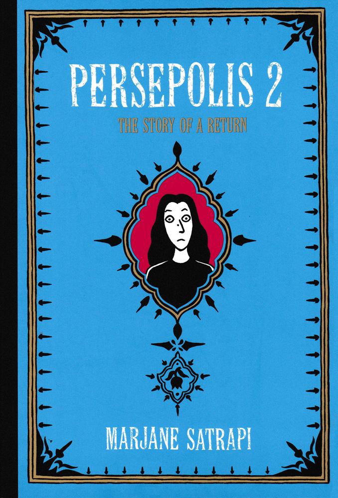 Persepolis 2 Paperback Book (GN500L)
