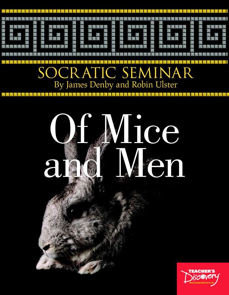 Socratic Seminar: Of Mice and Men Book