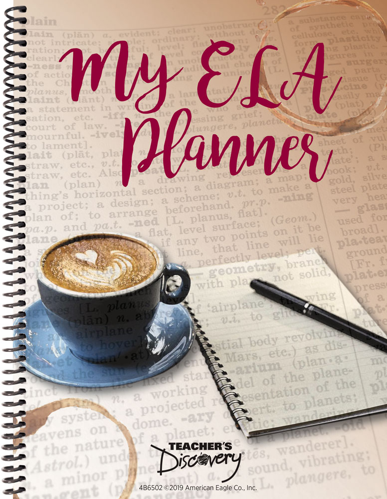 My ELA Planner