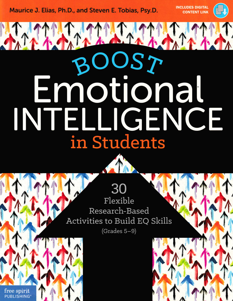 Boost Emotional Intelligence in Students Book