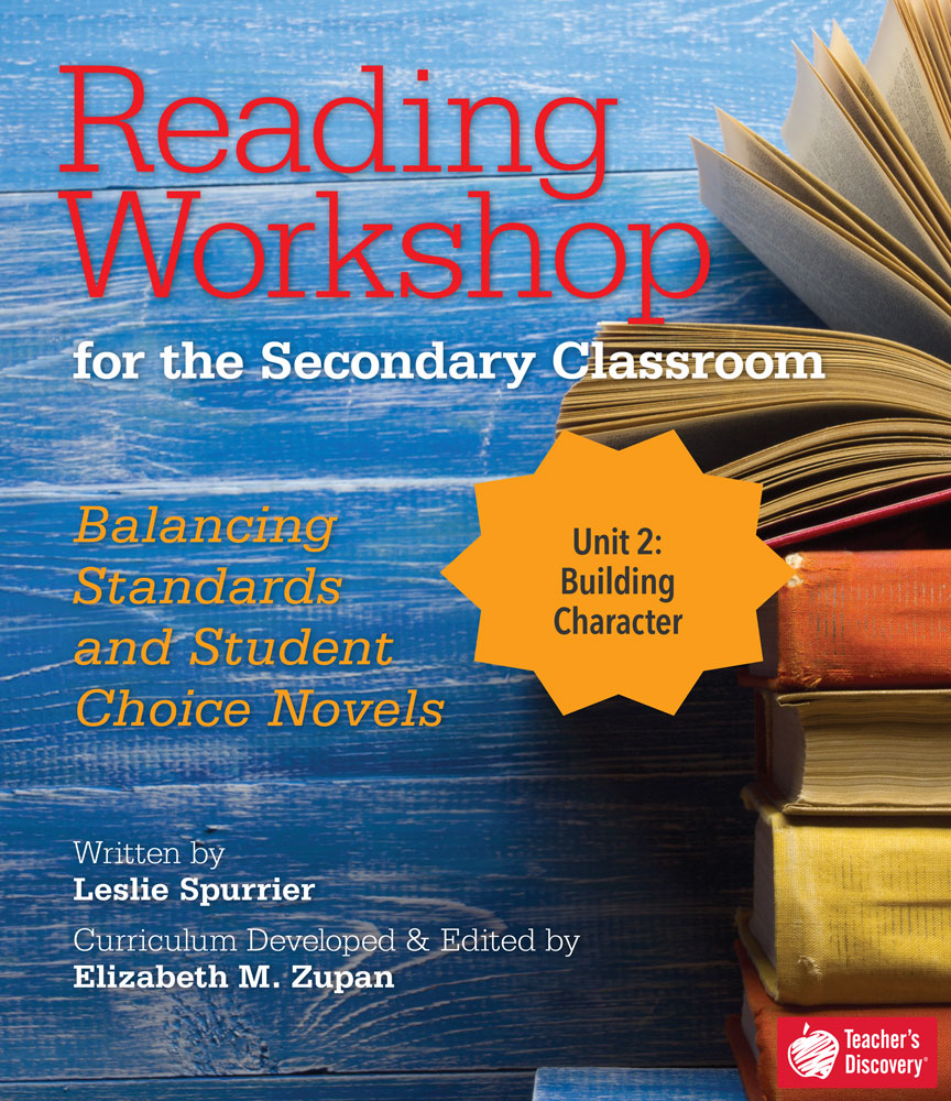 Reading Workshop for the Secondary Classroom Unit 2: Building Character Download