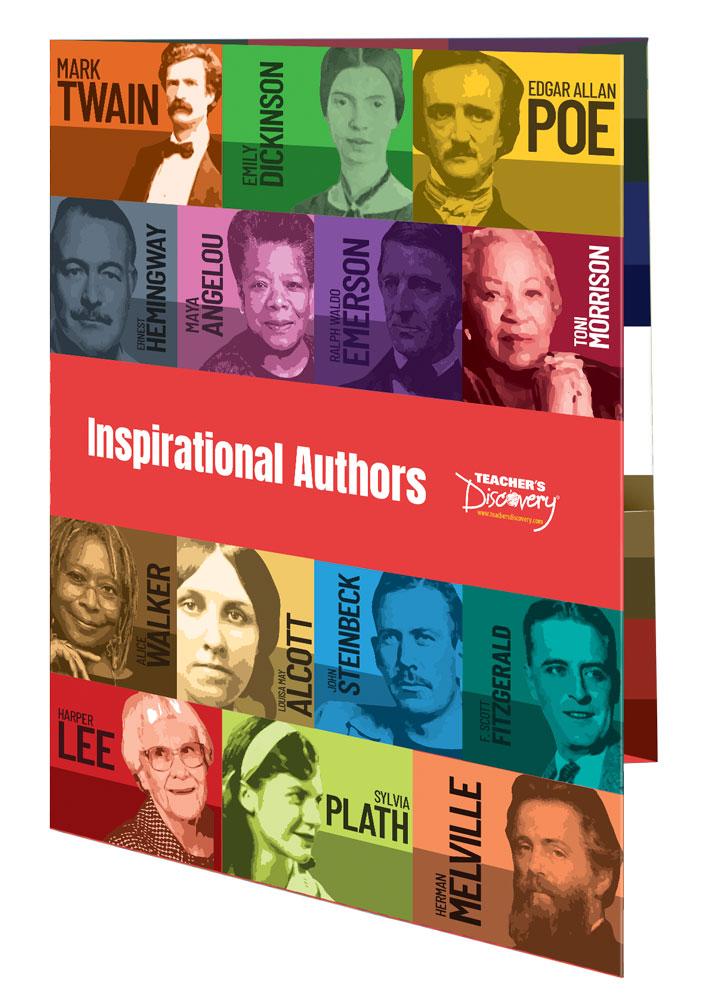 Inspirational Authors Folder