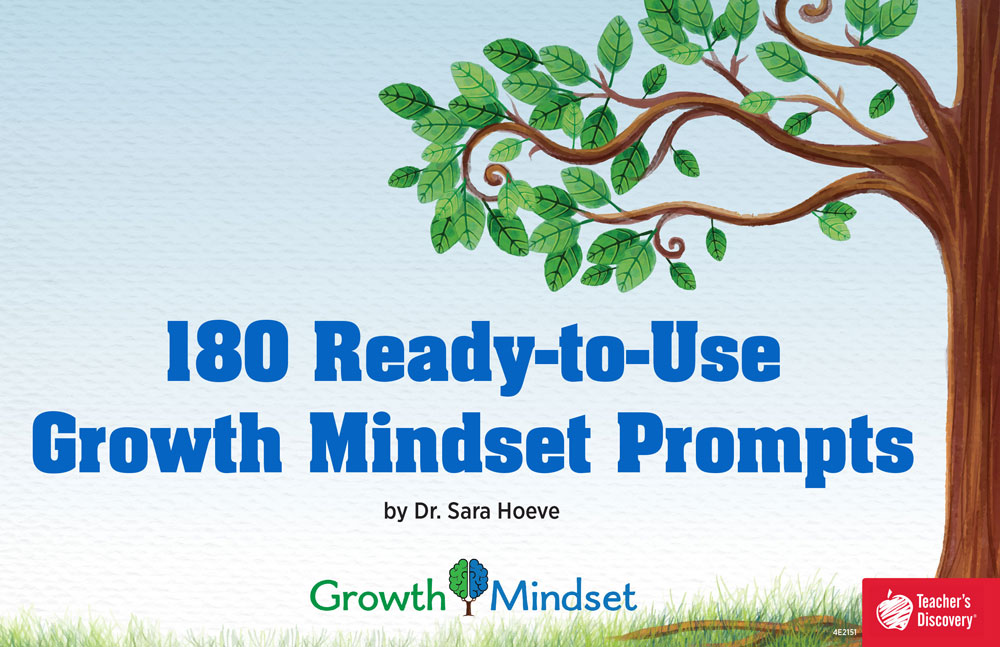 180 Ready-to-Use Growth Mindset Prompts Download