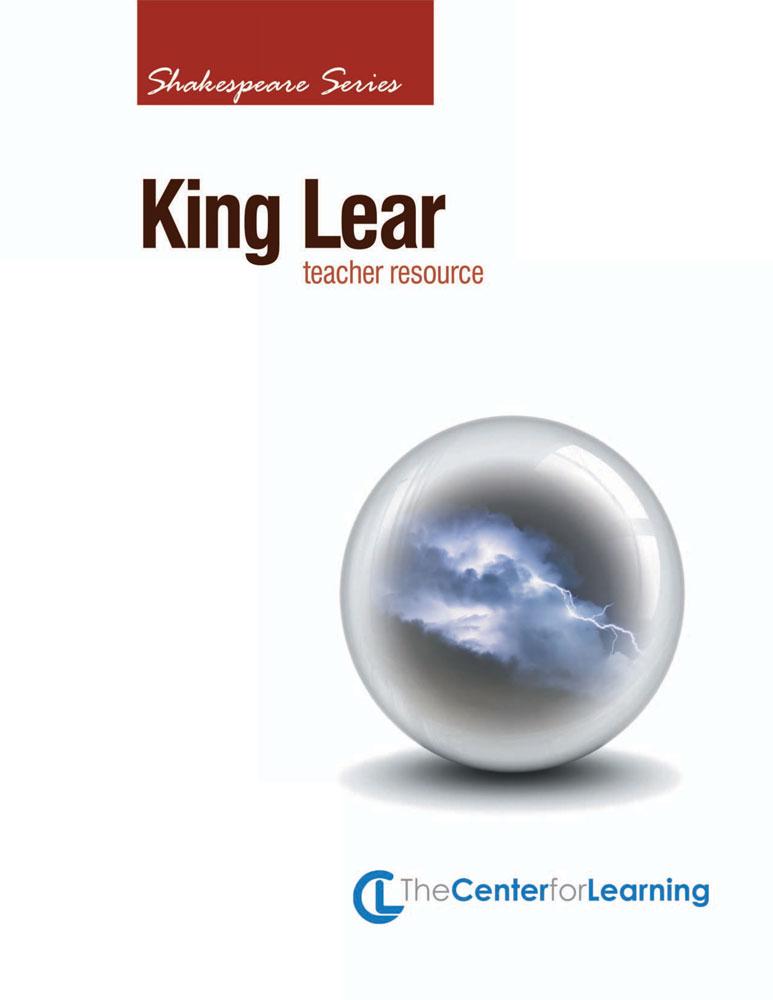 King Lear Curriculum Unit