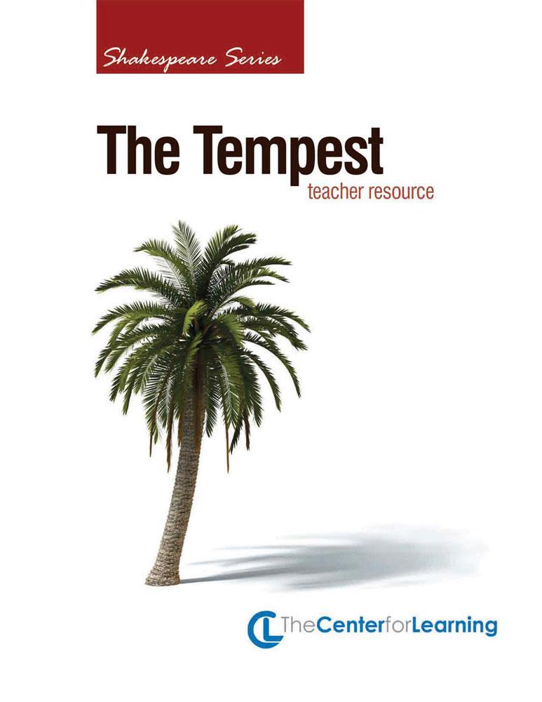 The Tempest Curriculum Unit