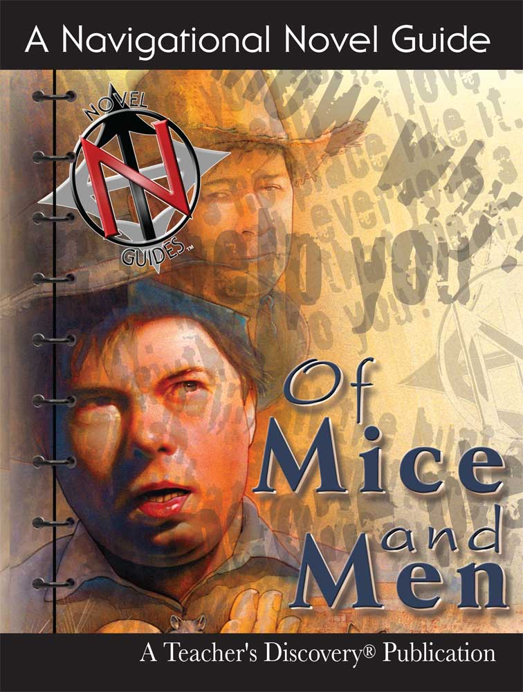 Of Mice and Men Novel Guide Book