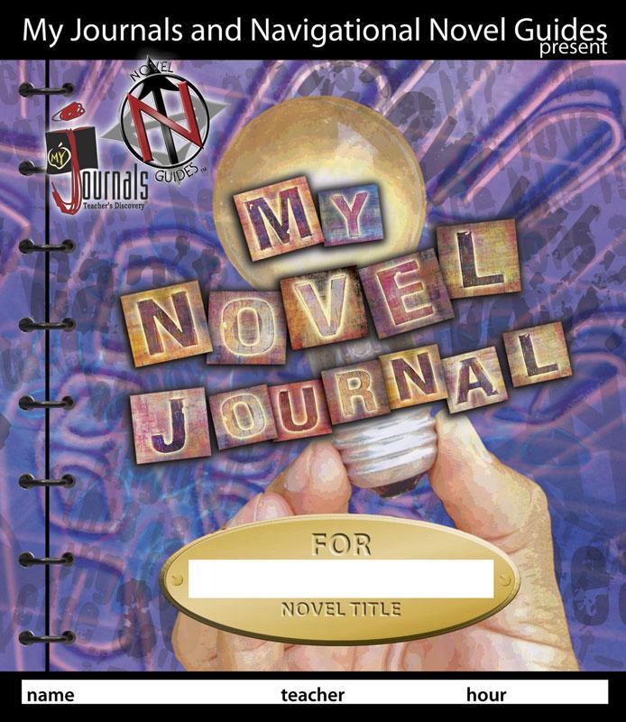 My Novel Journal Print Set of 30 - My Novel Journal Print Set of 30