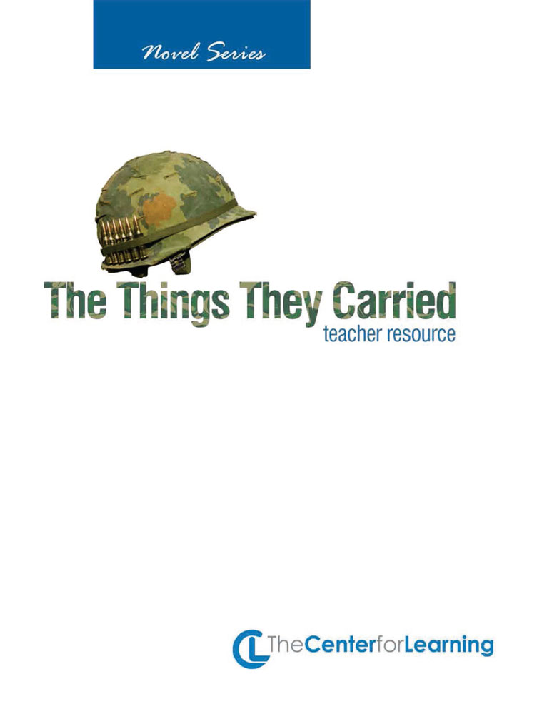 The Things They Carried Curriculum Unit