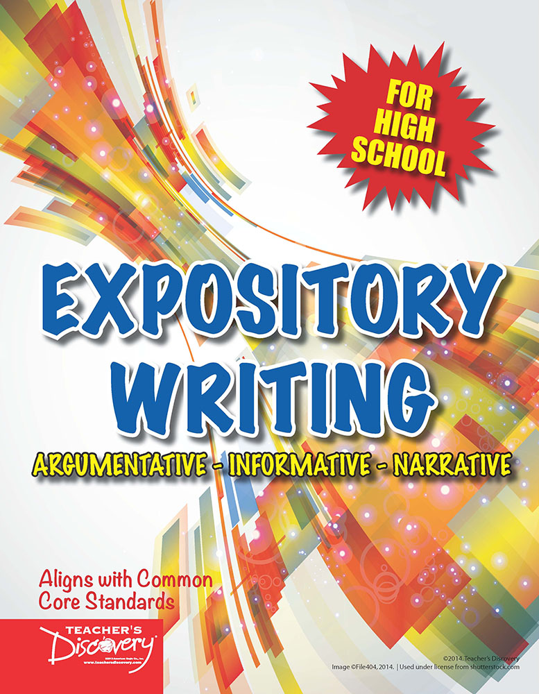 Expository Writing for High School Activity Book