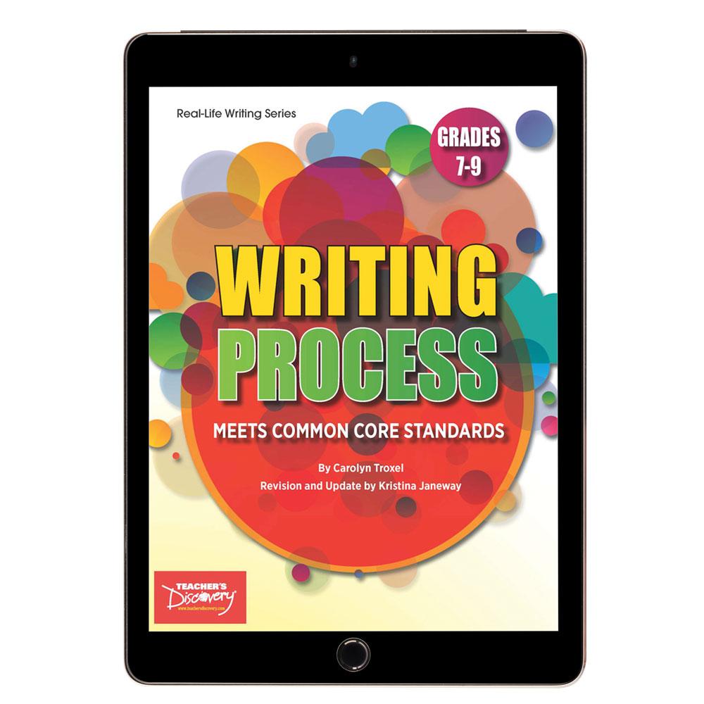 Writing Process Activity Book