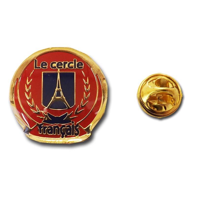 French Club Enhanced® Pin
