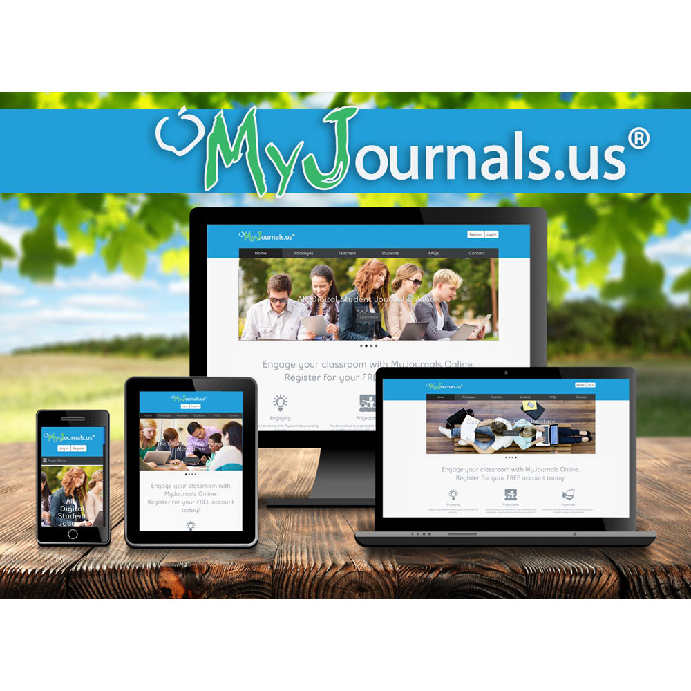 MyJournals.us Online Packages for Remote Learning - My Journal Online Package for MyJournals.us