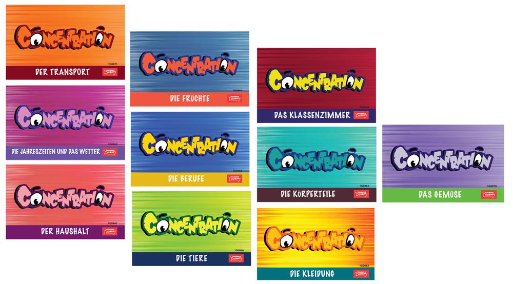 German Concentration Games