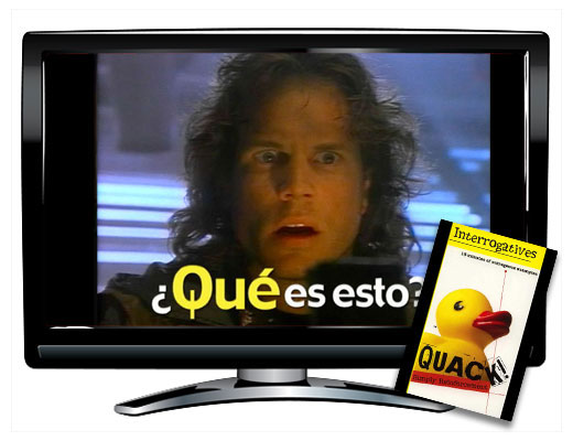 Quack!™ Interrogatives Spanish Video