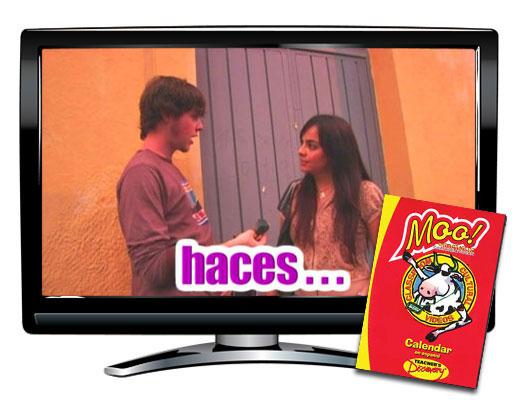 Moo!™ Calendar Spanish Video Download