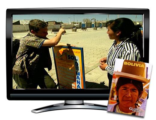 Globe Trekker™ Bolivia DVD