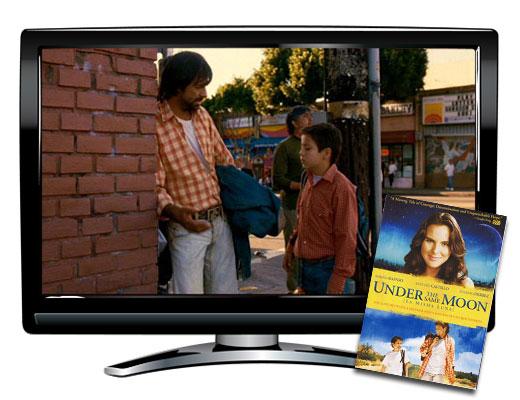 Under the Same Moon Spanish DVD