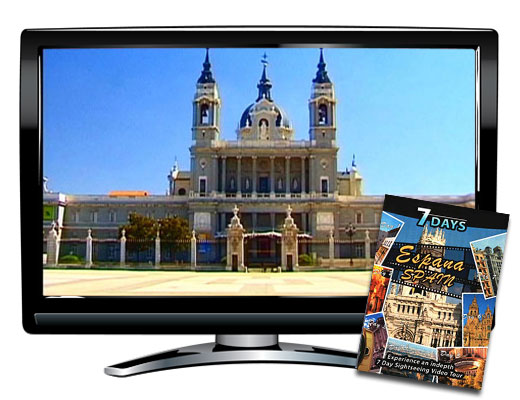 7 Days Spain DVD