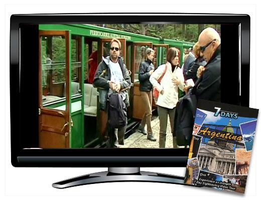 7 Days Argentina DVD