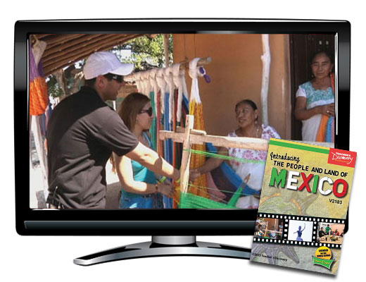 Introducing the Land and People of Mexico Video