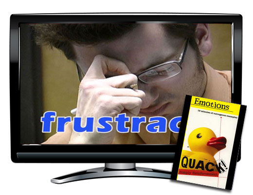 Quack!™ Emotions Spanish Video