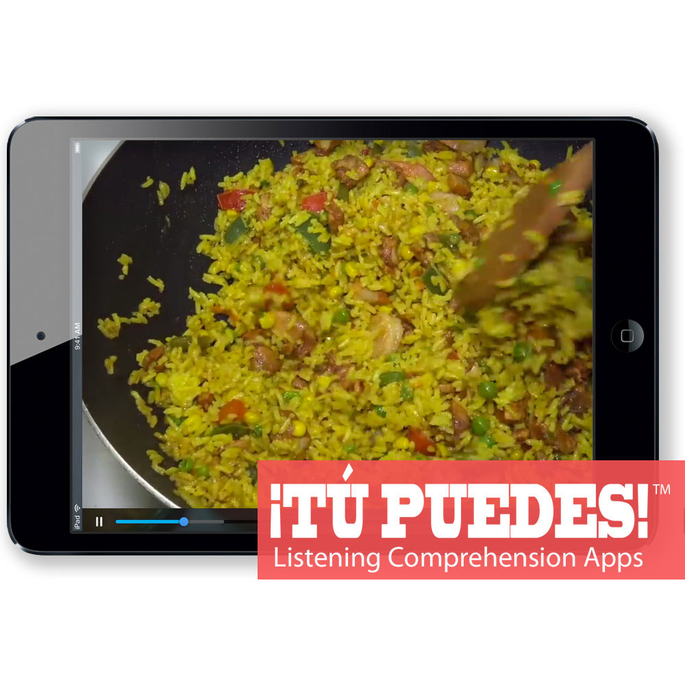 Listening Comprehension App for Digital Learning: Preparing Meats