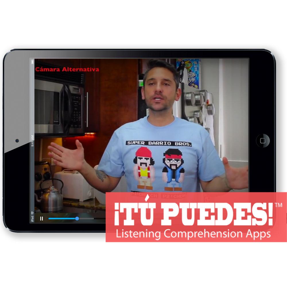 Listening Comprehension App for Digital Learning: Pico de Gallo