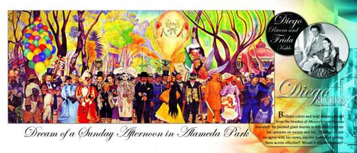 Diego Rivera Traveling Exhibit