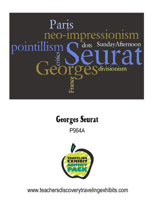Georges Seurat Activity Packet Download
