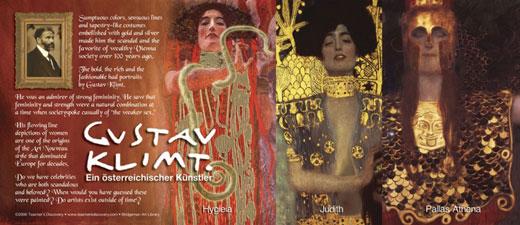 Gustav Klimt Traveling Exhibit
