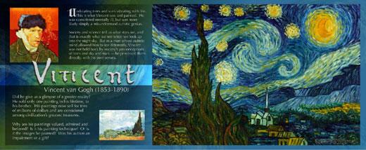 Vincent Van Gogh Traveling Exhibit