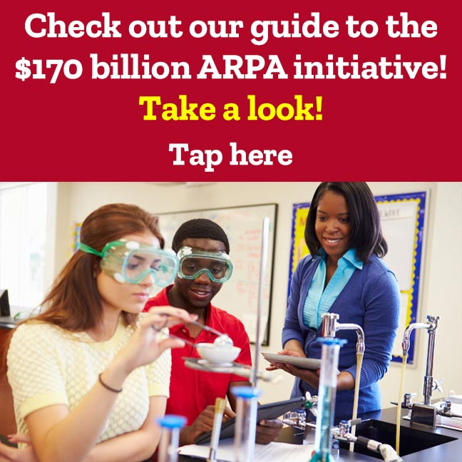 Check out our guide to the $170 billion ARPA initiative!