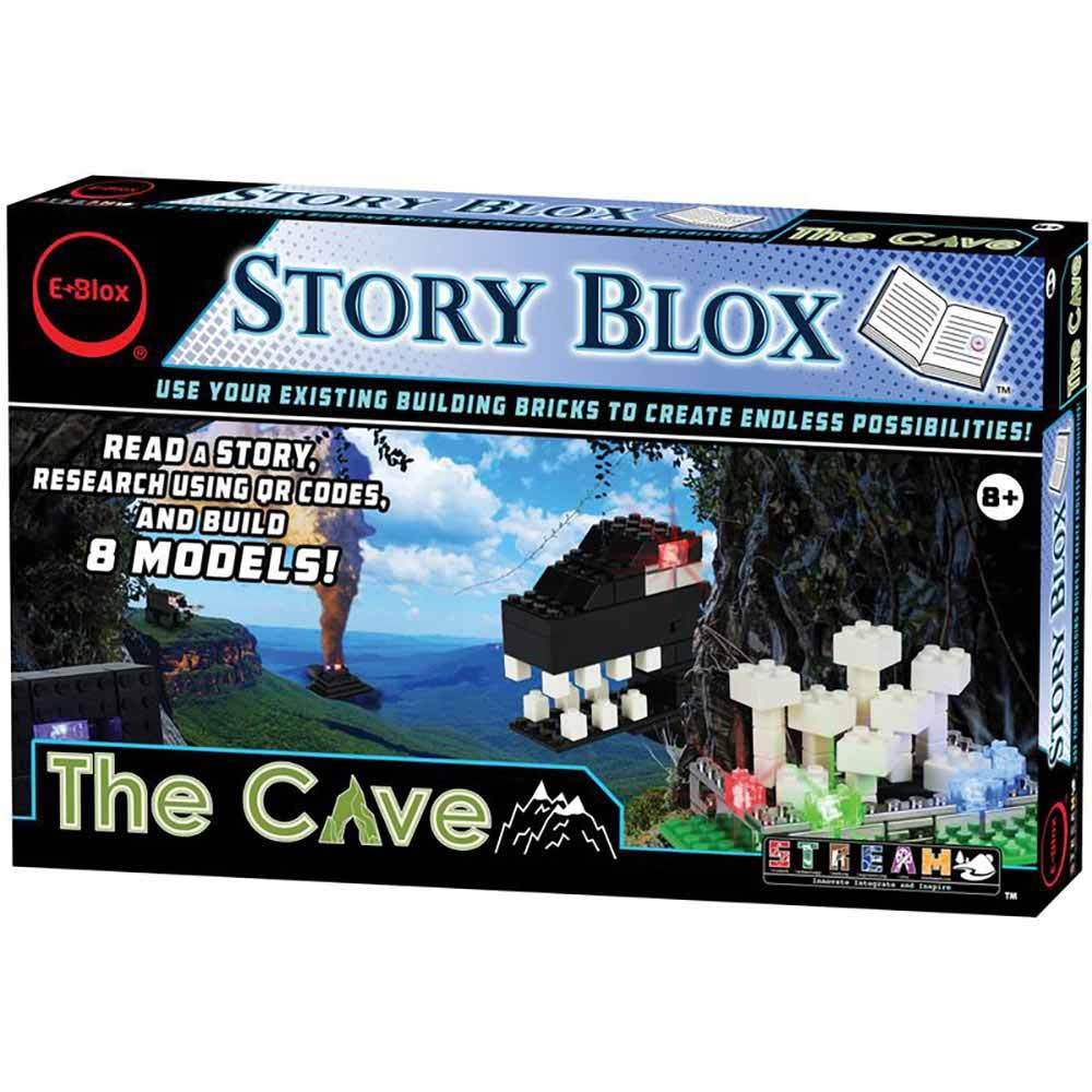 e-Blox Story Blox - The Cave