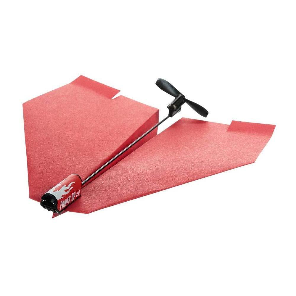 Power Up Electric Paper Plane Airplane Conversion Kit Educational Kids ToyB TE