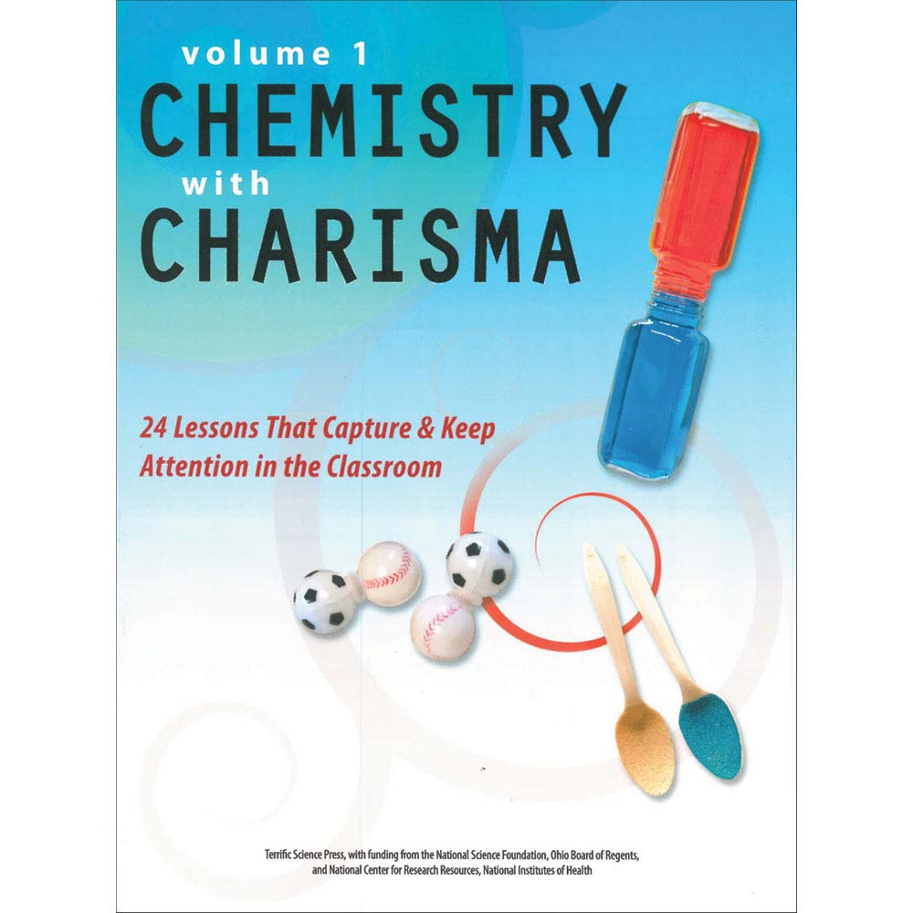 Chemistry with Charisma