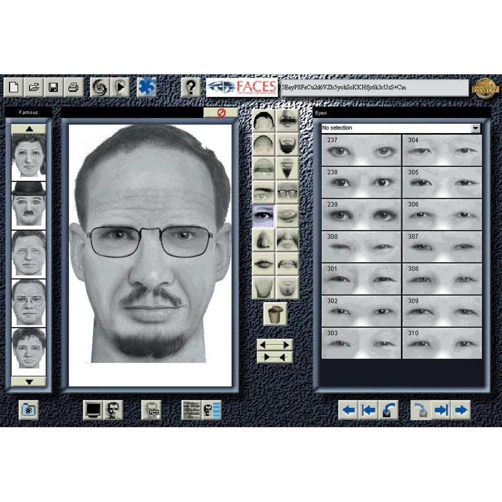 FACES Composite Picture Software