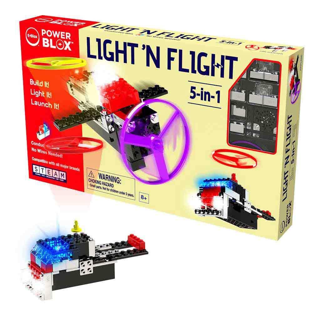 e-Blox Power Blox Light 'N Flight