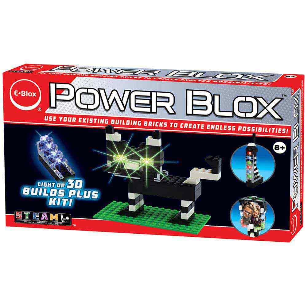 e-Blox Power Blox Builds Plus Set