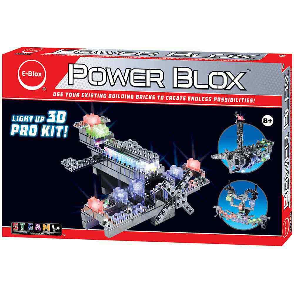 e-Blox Power Blox Pro Set