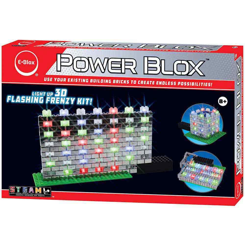 e-Blox Power Blox Flashing Frenzy Set