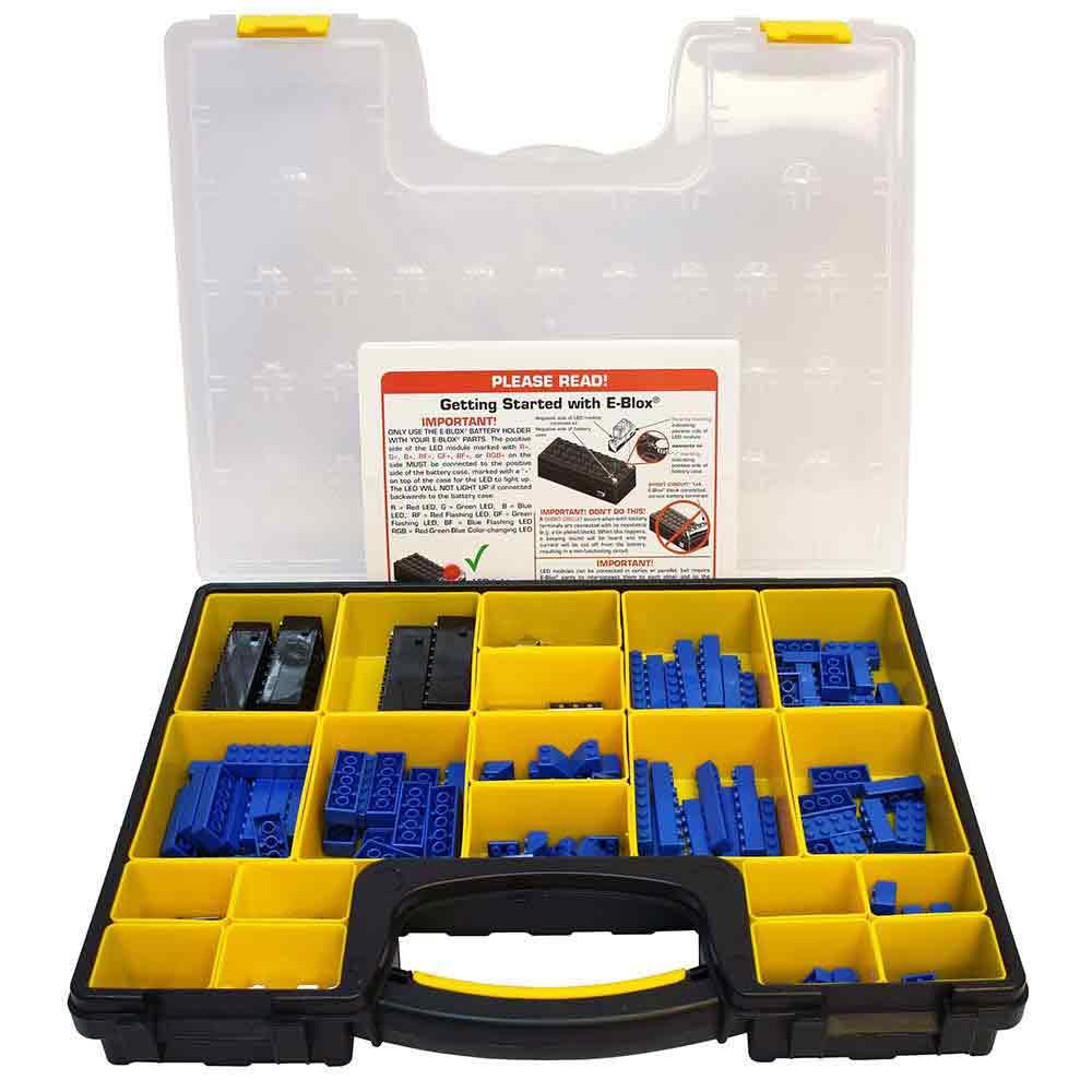 e-Blox Power Blox Builder 184 Classroom Set