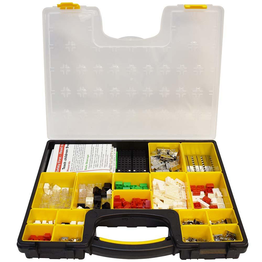 e-Blox Power Blox Builder 416 Classroom Set