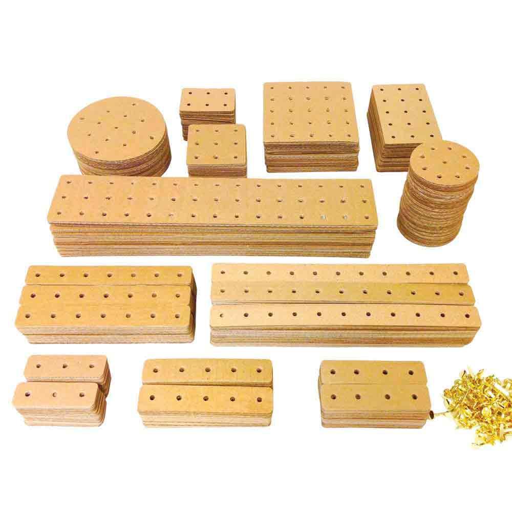 Dazzlinks Cardboard Classroom Pack