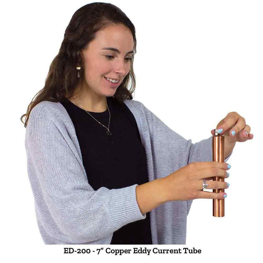 Super-Large Eddy Current Tubes
