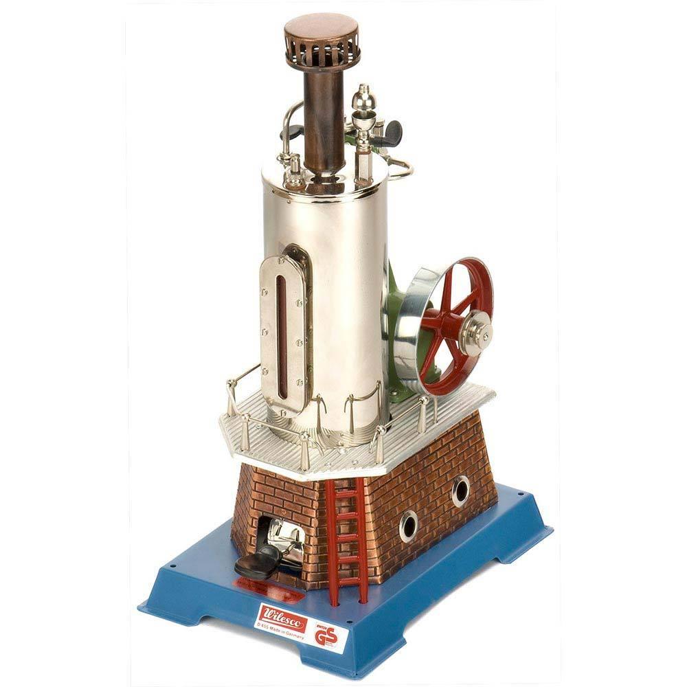Wilesco D24 Steam Engine