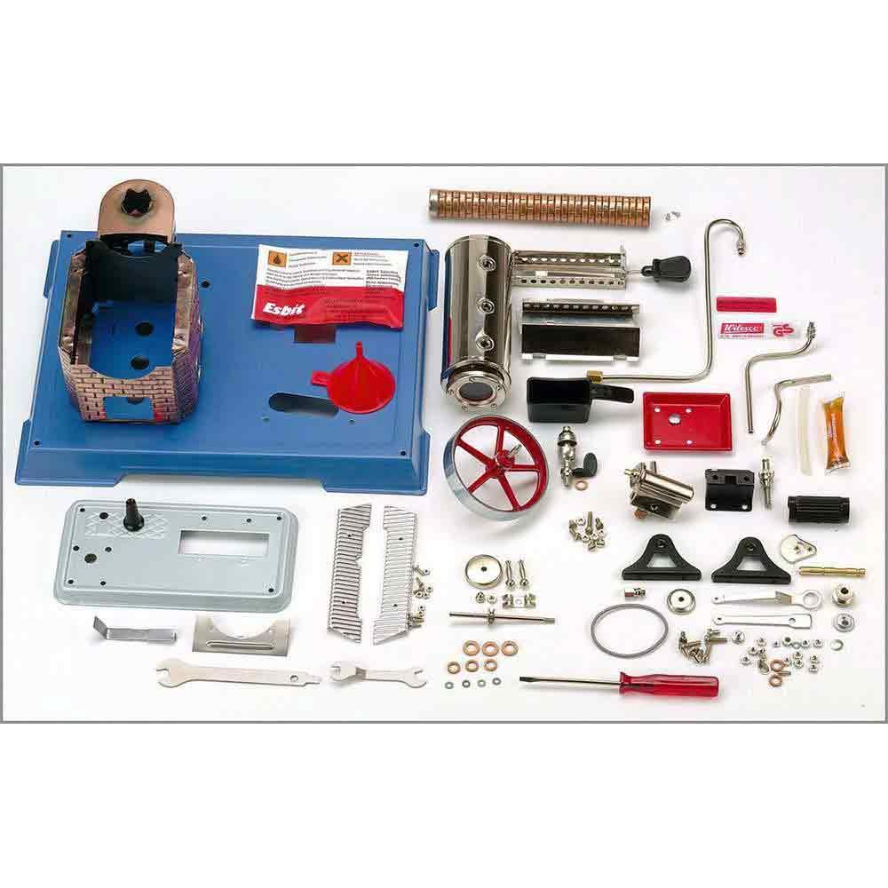 Wilesco Steam Engine D5 Kit