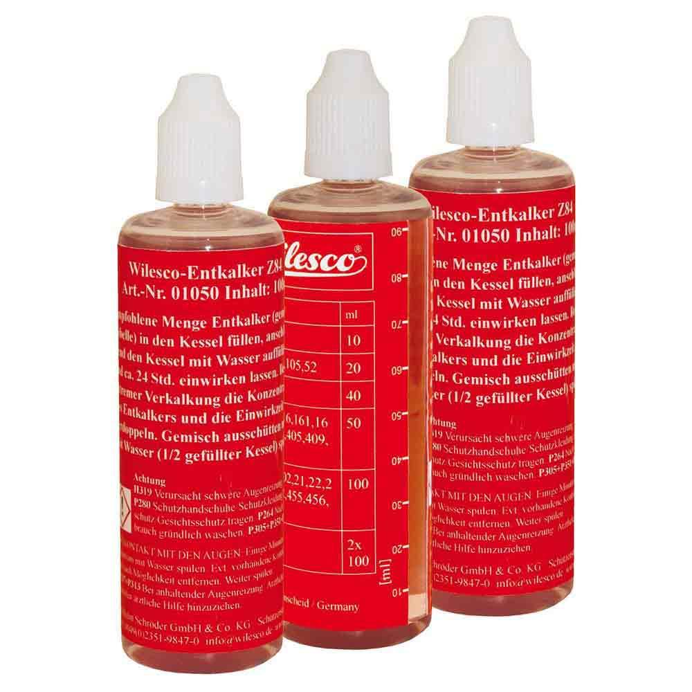 Wilesco Decalcifying Agent - Z84 / 1 bottle