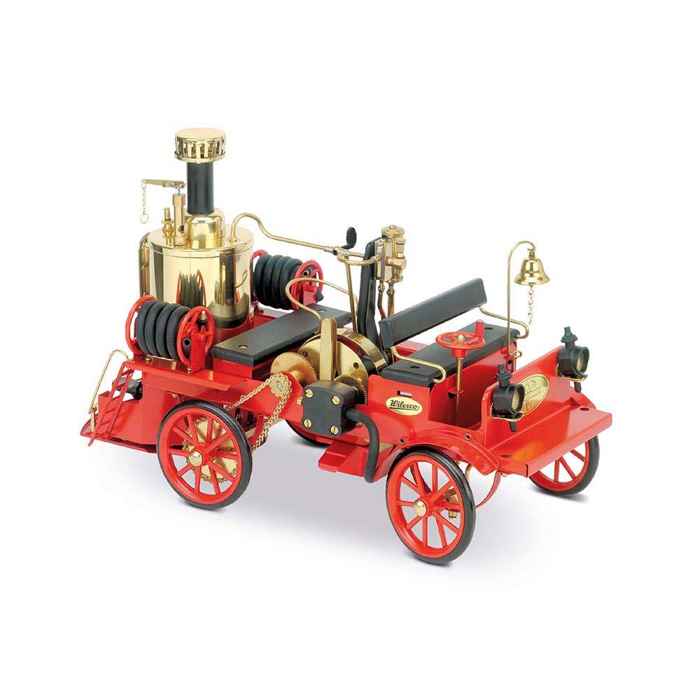 Wilesco Steamdriven Fire Engine - D 305