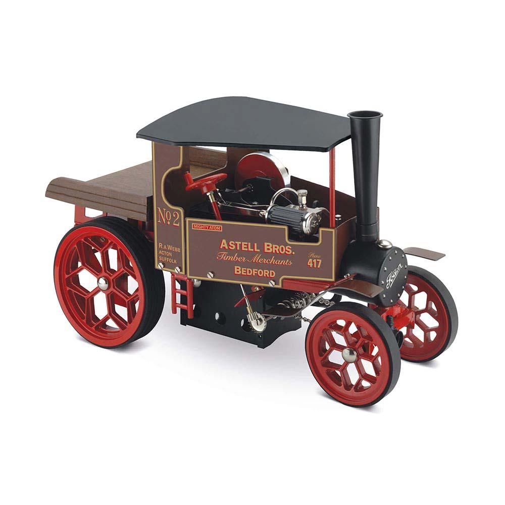 Wilesco Foden Steam Lorry 'Mighty Atom' - D 310
