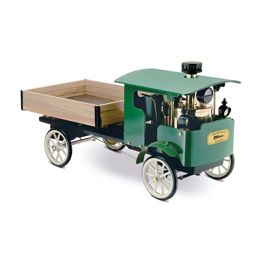 Wilesco Steam Lorry - D 320 / with RC